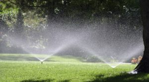 Sprinkler System Maintenance Feature